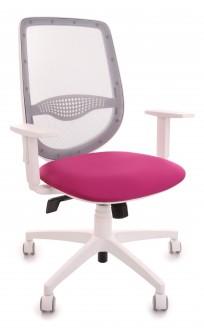 Krzesło Zuma white - 24h - zdjęcie 12
