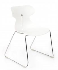 Krzesło Mariquita P BIAŁA - outlet - zdjęcie 4