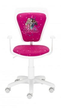 Krzesło Ministyle White Barbie 1 - 24h