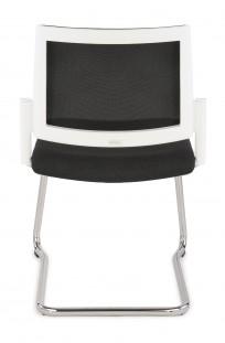 Krzesło Set Net Arm White - 24h - zdjęcie 4