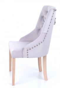 Krzesło Sisi 3 z pinezkami i kołatką - zdjęcie 25