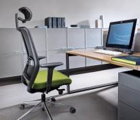 Krzesło Veris Net 101SFL - zdjęcie 6
