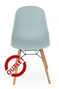 Krzesło Piano błękitny - OUTLET