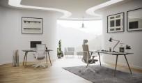 Fotel Violle 151SFL biały - zdjęcie 8