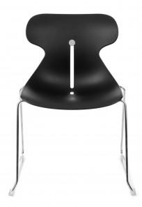 Krzesło Mariquita P CZARNY - outlet - zdjęcie 3