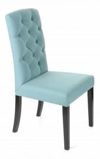 Krzesło Astoria Chesterfield 3 z pinezkami i kołatką - zdjęcie 4