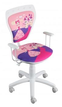 Krzesło Ministyle White Princess Daisy - 24h