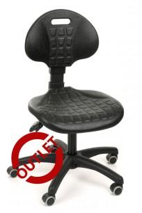 Krzesło Laboratoryjne LAB - OUTLET - zdjęcie 3