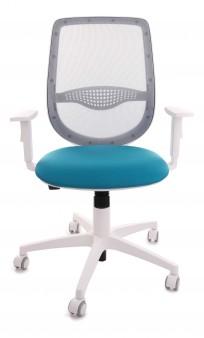 Krzesło Zuma white - 24h - zdjęcie 2