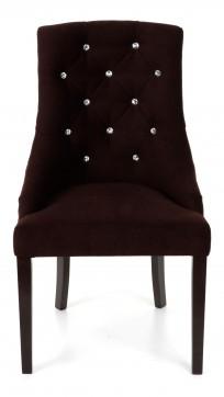 Krzesło Cristal z kryształkami - zdjęcie 14