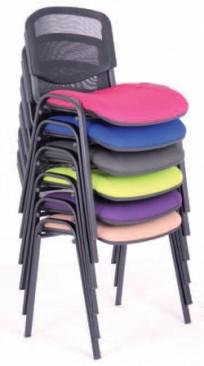 Krzesło Iso Ergo Mesh - zdjęcie 6