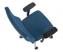 Krzesło Team PLUS black - 24h - zdjęcie 3