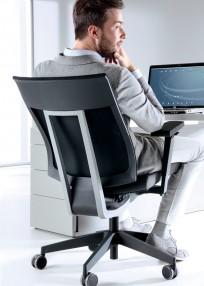 Krzesło Xenon 10SFL - 24h - zdjęcie 10