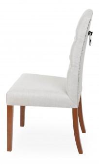 Krzesło Astoria Chesterfield 3 z pinezkami i kołatką - zdjęcie 8