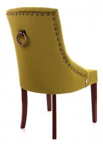Krzesło Alexis 3, pinezki i kołatka - zdjęcie 4