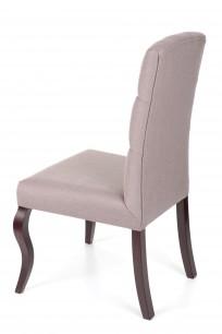 Krzesło Astoria pikowanie Chesterfield, nogi Ludwik - zdjęcie 10
