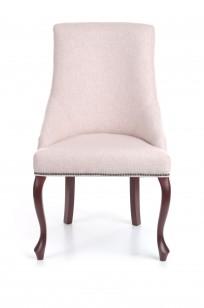 Krzesło Alexis 2 z pinezkami, nogi  Ludwik - OUTLET - zdjęcie 3