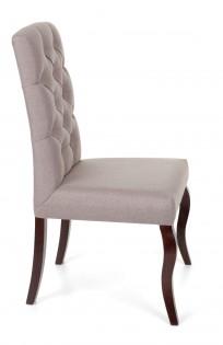 Krzesło Astoria Chesterfield, nogi Ludwik - OUTLET - zdjęcie 4
