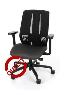 Krzesło Flex Black - OUTLET - zdjęcie 5