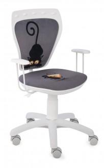 Krzesło Ministyle White Kot i Mysz - 24h