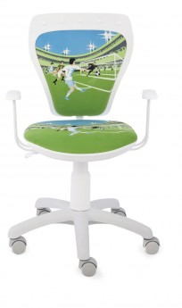 Krzesło Ministyle White LaLiga - 24h - zdjęcie 2