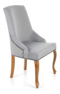 Krzeslo Alexis 2 z pinezkami, nogi Ludwik - zdjęcie 17