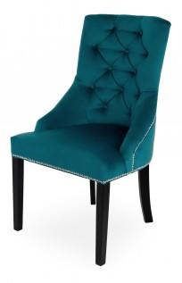 Krzesło Sisi 3 z pinezkami i kołatką - zdjęcie 42
