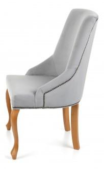 Krzeslo Alexis 2 z pinezkami, nogi Ludwik - zdjęcie 15
