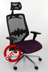 Fotel Futura 4S K09 - OUTLET - zdjęcie 2