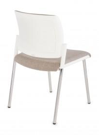 Krzesło Set Arm White - zdjęcie 4
