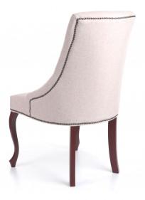 Krzeslo Alexis 2 z pinezkami, nogi Ludwik - zdjęcie 3