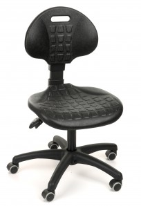 Krzesło Laboratoryjne LAB - OUTLET - zdjęcie 5