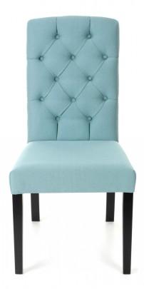 Krzesło Astoria Chesterfield 3 z pinezkami i kołatką - zdjęcie 7