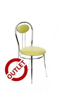 Krzesło Tiziano chrome V82 - OUTLET - zdjęcie 2