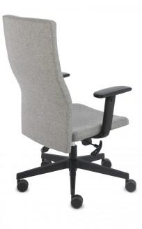 Krzesło Team PLUS black - 24h - zdjęcie 4