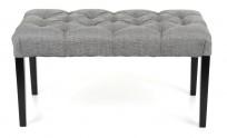 Ławka Pufa Simple Chesterfield 40x90 cm - zdjęcie 6