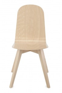 Krzesło Malmo wood - zdjęcie 3