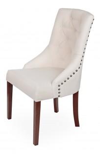 Krzesło Sisi 3 z pinezkami i kołatką - zdjęcie 29
