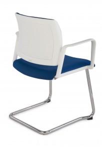 Krzesło Set V Arm White - zdjęcie 4