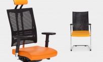 Fotel @-Motion R HRU steel - zdjęcie 9