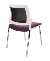 Krzesło Set Net White - zdjęcie 5