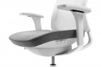 Fotel Violle 151SFL biały - zdjęcie 5