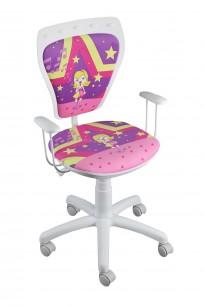 Krzesło Ministyle White SuperStar - 24h - zdjęcie 3