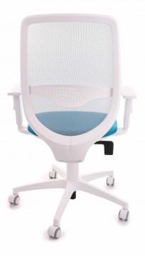 Krzesło Zuma white - 24h - zdjęcie 3