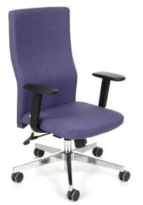 Krzesło Team PLUS chrome - OUTLET - zdjęcie 4