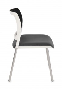 Krzesło Set Net Arm White - zdjęcie 5