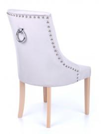 Krzesło Sisi 3 z pinezkami i kołatką - zdjęcie 24