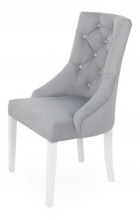 Krzesło Cristal z kryształkami - zdjęcie 19