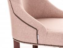 Krzesło Alexis 3, pinezki i kołatka - zdjęcie 9