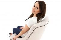 Krzeslo Alexis 2 z pinezkami, nogi Ludwik - zdjęcie 9